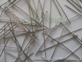 Stainless steel pins 0.59 x31mm 500pcs