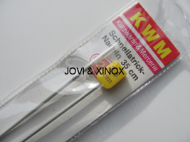 Knitting Needles 2,5mmx35cm 2pcs