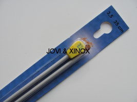 Knitting Needles 3,5mmx35cm 2pcs